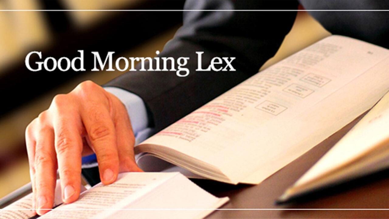 Good morning Lex  Numero 3